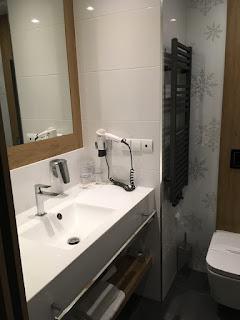 Hotel Rezydencja Nosalowy Dwór, Zakopane, łazienka