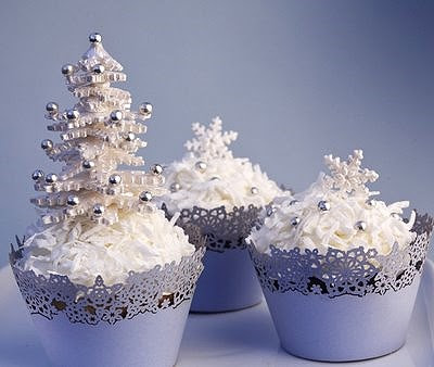 Cute Cupcakes. All The Time.: Winter Wonderland: Christmas ...