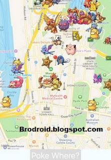 Poke Where Apk v2.1.0 Terbaru | Aplikasi pencari pokemon