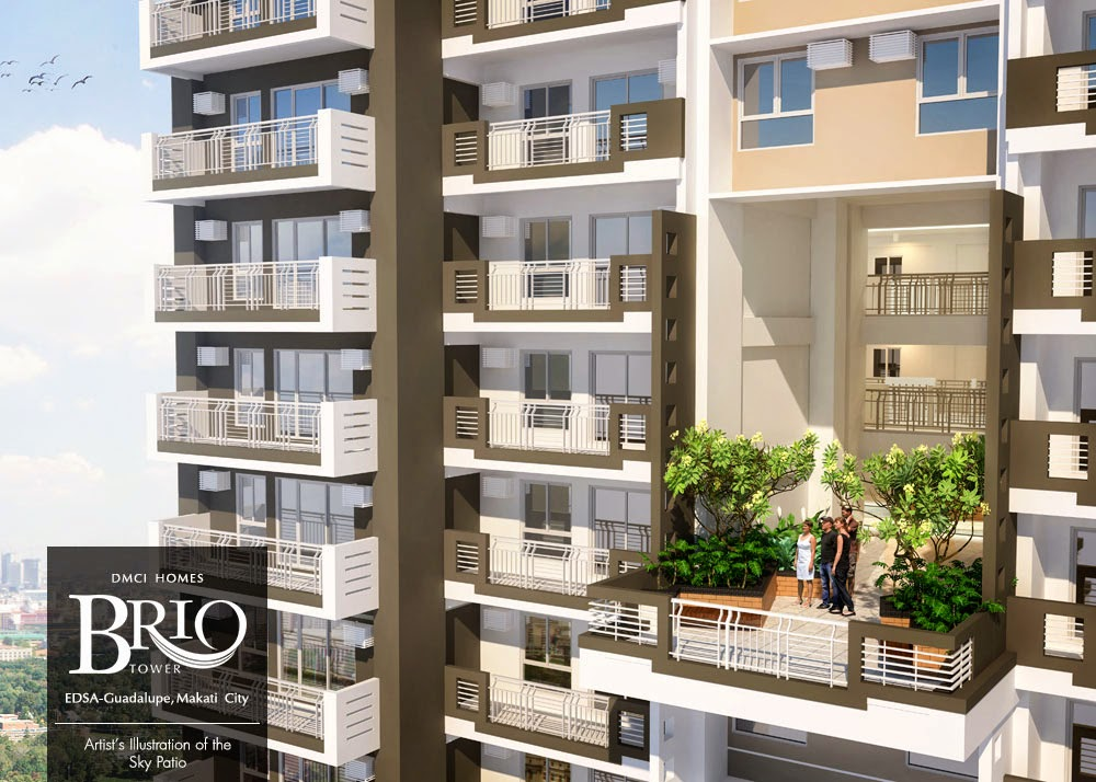 Brio Tower Sky Patio