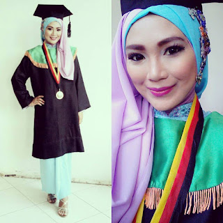 Hijab Kebaya Wisuda