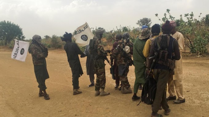 Boko Haram invades Chibok as community marks 5th anniversary of schoolgirls' abduction