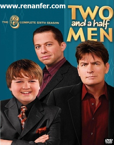 Two and a Half Men Temp 6 [24/24][150MB][MKV][MEGA][Latino]