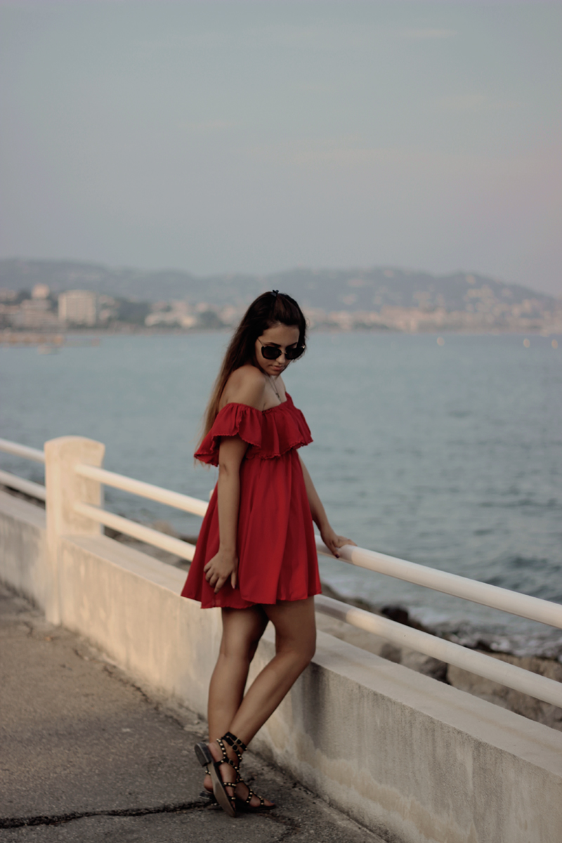 Aimerose Travel Blogger Cannes France