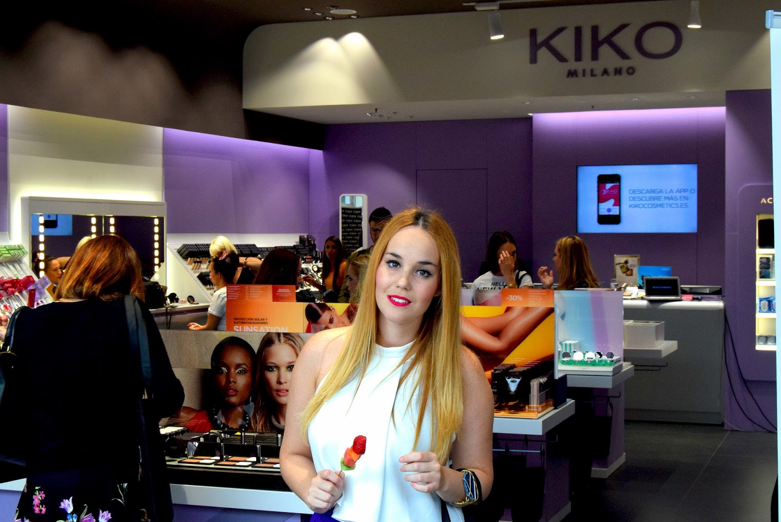 kiko tenerife, kiko make up, tenerife, nery hdez, beauty bloggers en tenerife