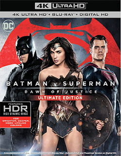 DVD & Blu-ray Release Report, Batman v Superman: Dawn of Justice, Ralph Tribbey