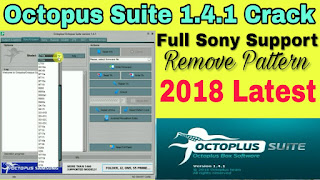 Octopus Suite 1.4.1 Latest version 2020 | Full Sony Phone Support (No Box Requirement)