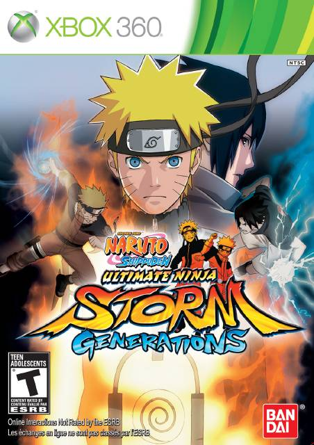 Naruto online gen
