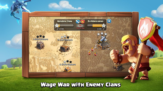 Clash of Clans Mod Apk Full
