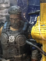 Toy Fair 2017 McFarlane Toys Color Tops action figures Gears of War 4