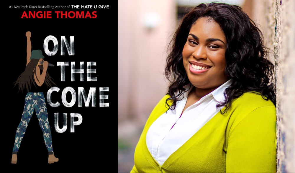 On the Come Up by Angie Thomas | Superior Young Adult Fiction | Audiobook Review