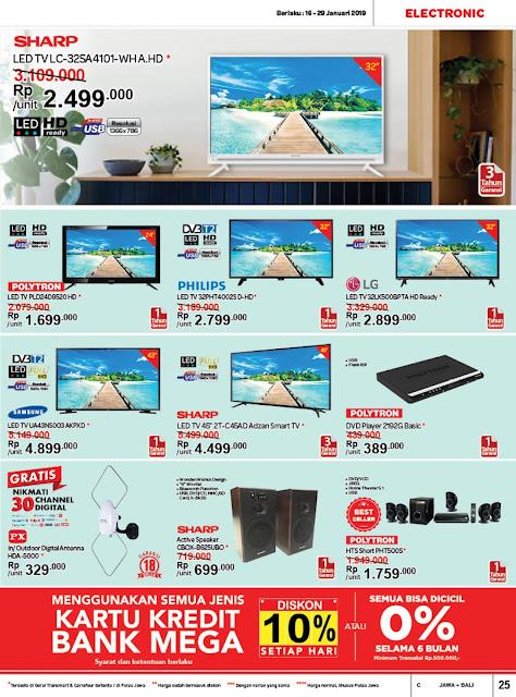 Katalog Promo Transmart Carrefour Jawa Edisi 16 Januari Sampai 29 Januari 2019