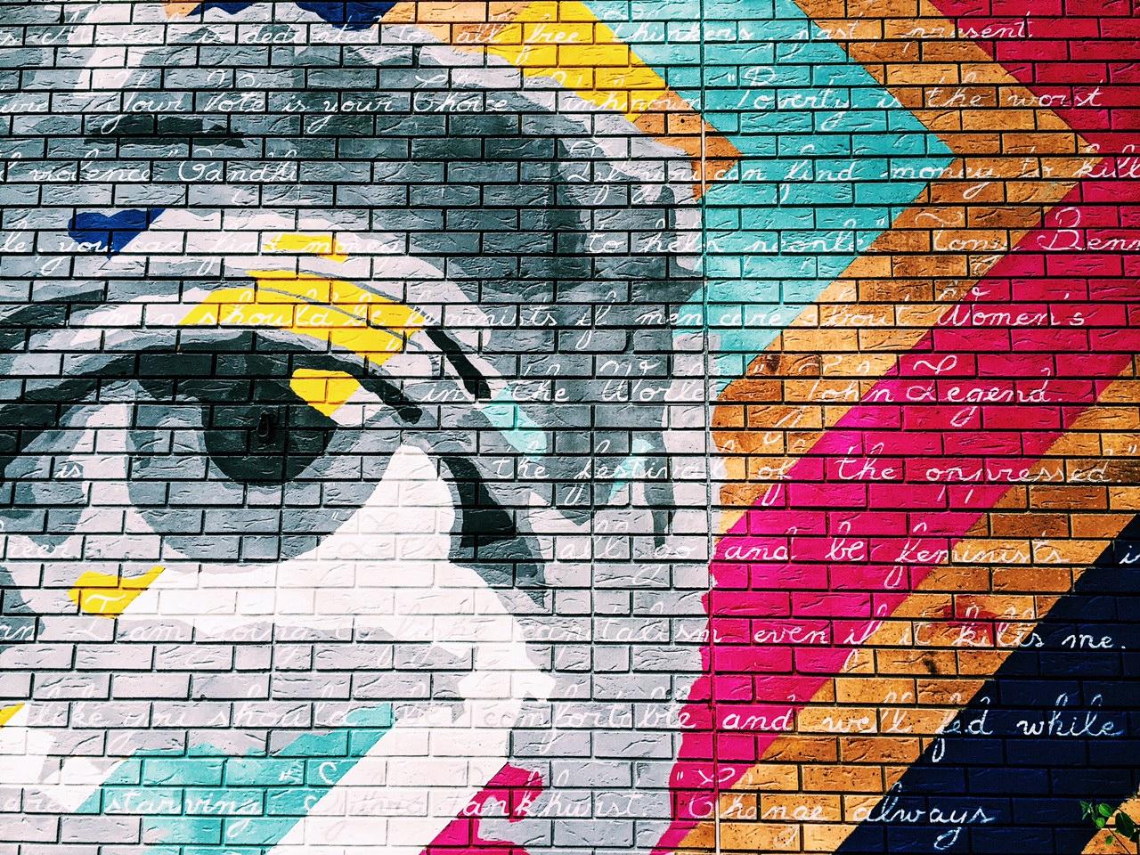 London-Wall-Art-Northcote-Pub-Leyton
