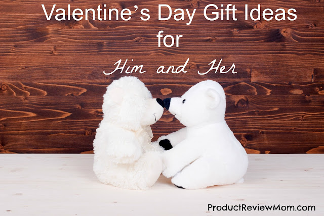 Valentine's Day Gift Ideas for Him and Her  via  www.productreviewmom.com