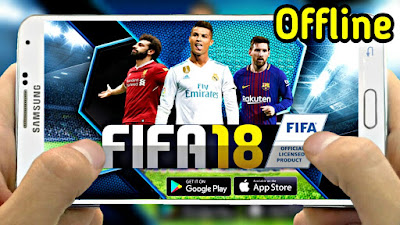 fifa 18 apk mod offline