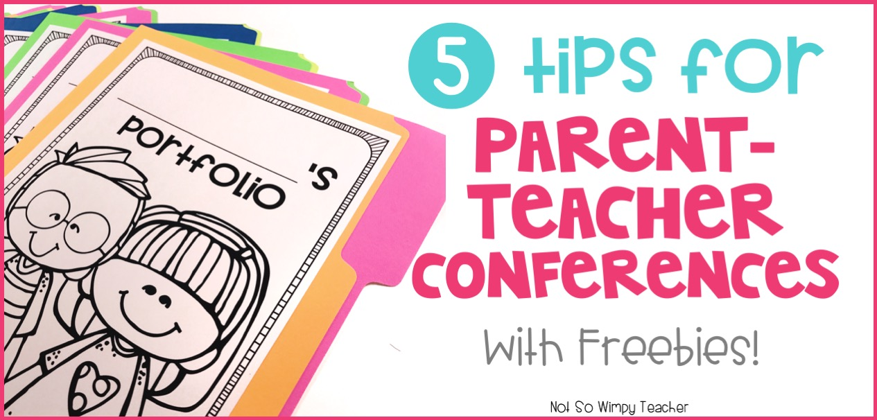 Tips For Successful Parent Teacher >> Tips For Successful Parent Teacher Conferences Diary Of A Not So