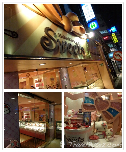 Hello Kitty Sweets Café