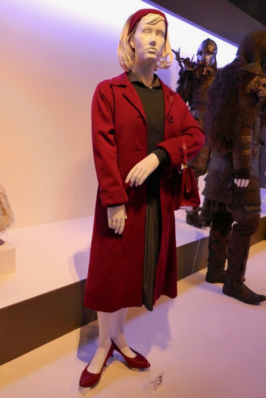 Sally Hawkins Shape of Water Elisa Esposito costume