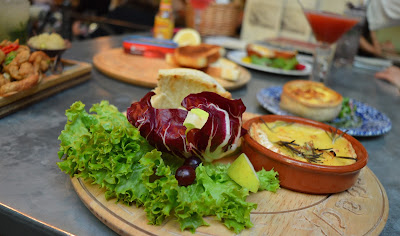 Baked camembert - The Botanist Newcastle