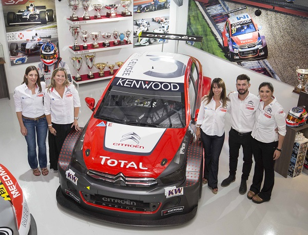 Pechito López Citroën Total WTCC