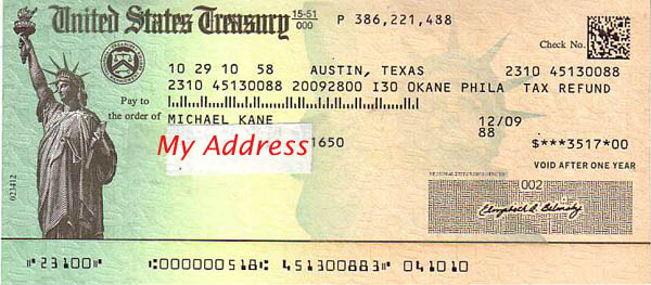 Routing Number On Check