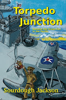 Book cover for Torpedo Junction by Sourdough Jackson.