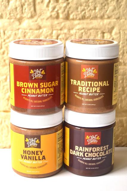 Nut Butter Nation Peanut Butter
