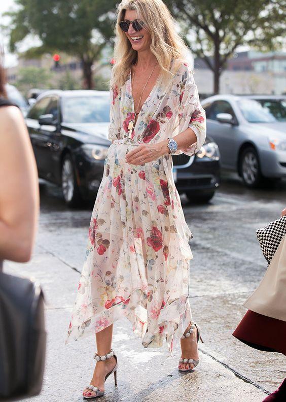 Floral Dress Image-3