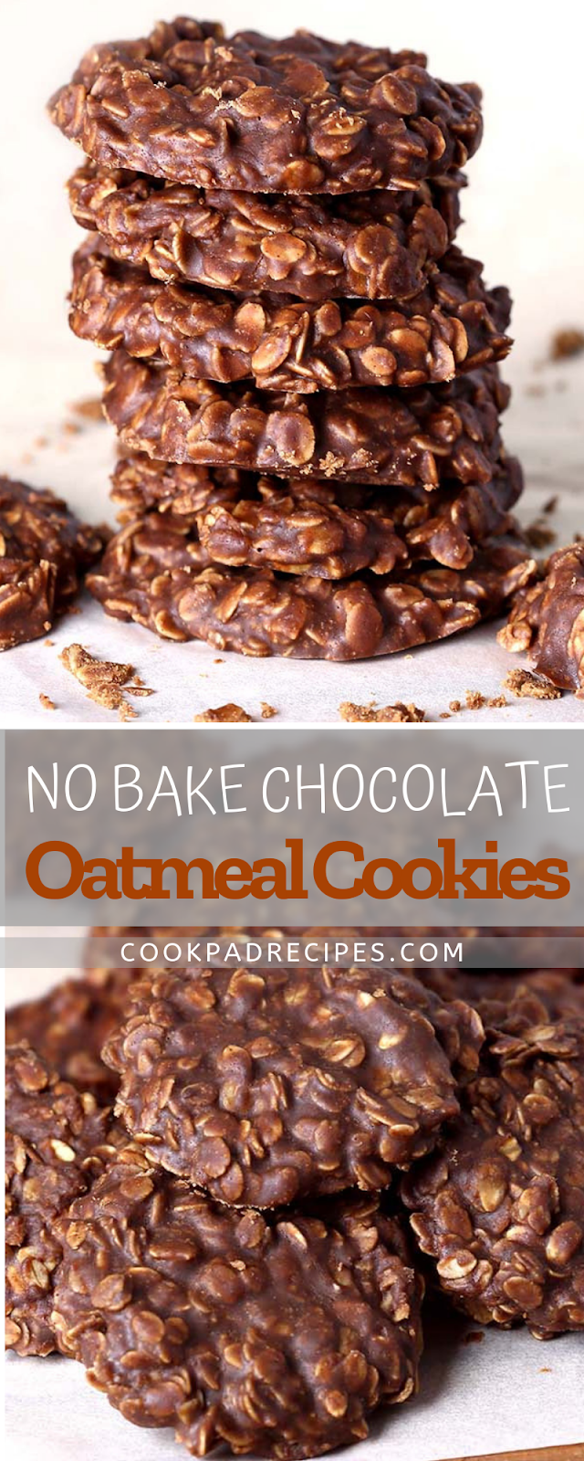 No Bаkе Chосоlаtе Oаtmеаl Cookies