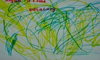 Tahapan Perkembangan Menulis Anak TK
