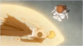 โอริฮิเมะพยายามรักษาอิจิโกะ