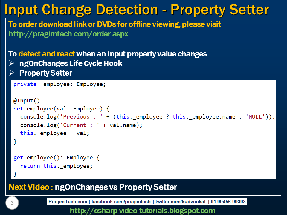 change detection Change detection means updating the dom whenever data is changed then, change detection will be fired to traverse from root to bottom to update the view in messagecomponent.