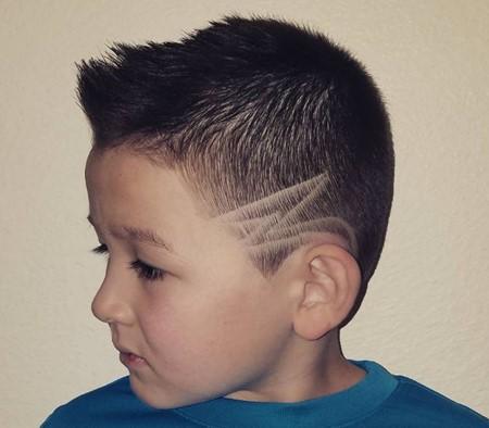 Model Rambut Anak Laki Laki Keren Tahun Jaman Sekarang - Gaya rambut anak laki laki sd