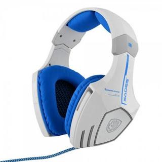 Casque audio pc pour communiquer lors de sessions de jeux vidéo en ligne