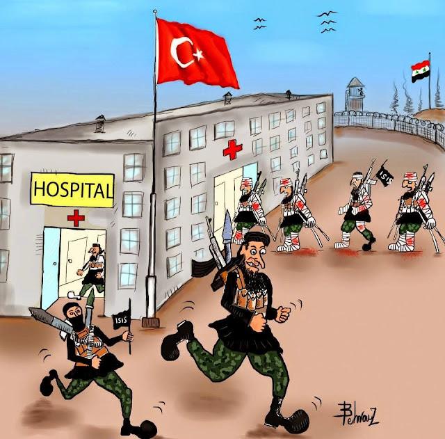 Ο ρόλος της Τουρκίας στη χρηματοδότηση του Ισλαμικού Κράτους