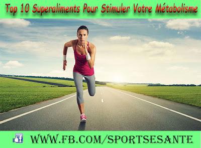 Top 10 Superaliments Pour Stimuler Votre Métabolisme