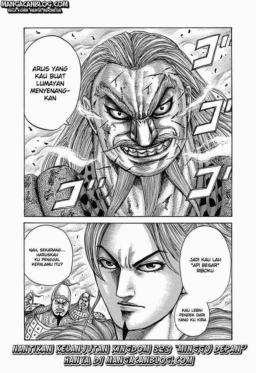 Baca Komik Manga Kingdom Chapter 322 Komik Station