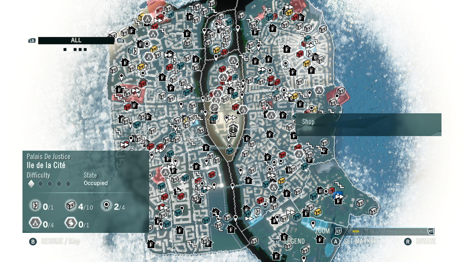 I dont much like open world games digitally downloaded assassins creed paris icons icons everywhere gumiabroncs Gallery