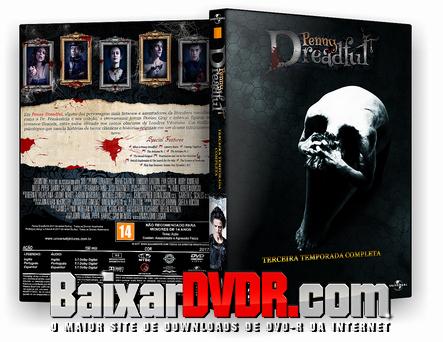 Penny Dreadful – 3ª Temporada Completa (2017) DVD-R AUTORADO