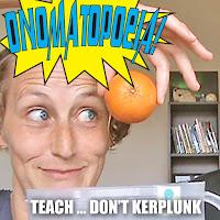 Teaching Onomatopoeias - How to Not Kerplunk the Topic (Episode 51)
