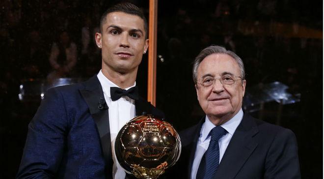 لاكريستيانو ولاغيره , لا أحد فوق ريال مدريد