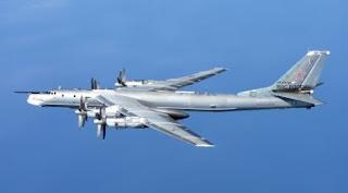 Bombardiere rusesti interceptate de catre Japonia