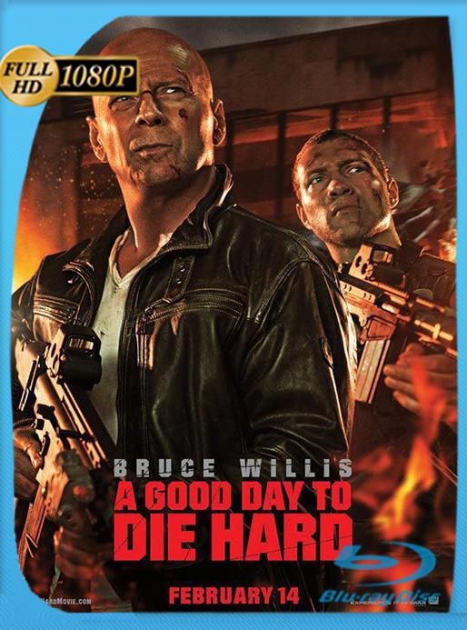 Duro de matar: Un buen día para morir (2013) Full HD [1080p] Latino Dual [GoogleDrive] VengadorHD
