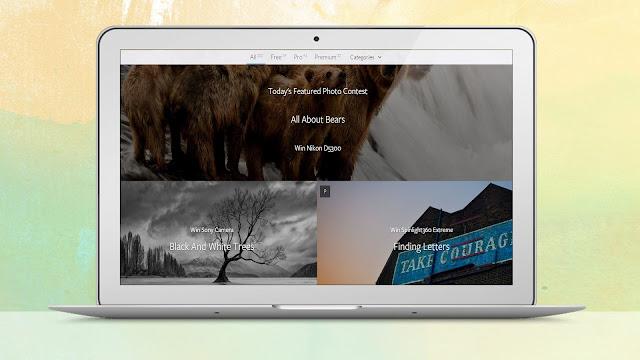 ViewBug: Site de concurso de fotografias