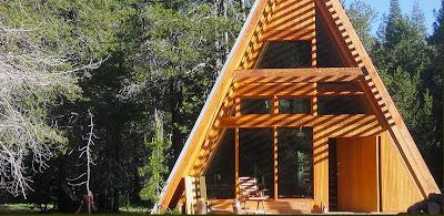 cool cabins in yosemite