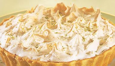 Receita de Torta de limão da Nestle
