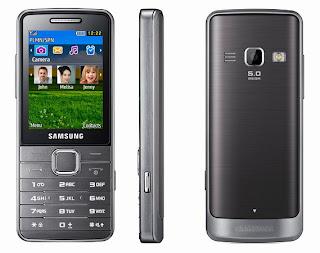 Harga Handphone Samsung S5610