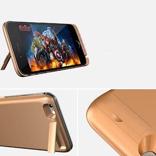 รีวิวขาย แบตสำรอง Power Bank case เคส iPhone 1