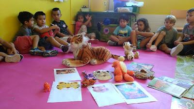 P5 - La classe dels tigres