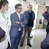 ALERTA - Presidente da ANF ontem em Figueira de Lorvão, preocupado com a sobrevivência das farmácias